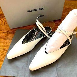 🌺2x HP🌺 Balenciaga  patent leather flats